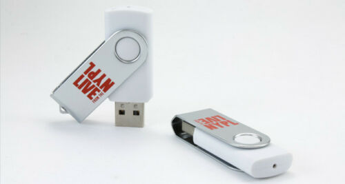 Custom Flash Drive Personalized USB  Personalized and Branded Gifts Logo Charge