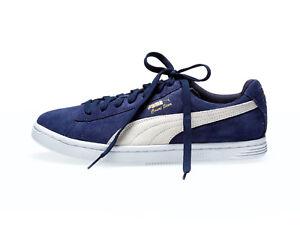 Puma-Court-Estrella-SD-FS-45-Zapatillas-de-Hombre-ante-Match-Vulc-Smash-Nuevo