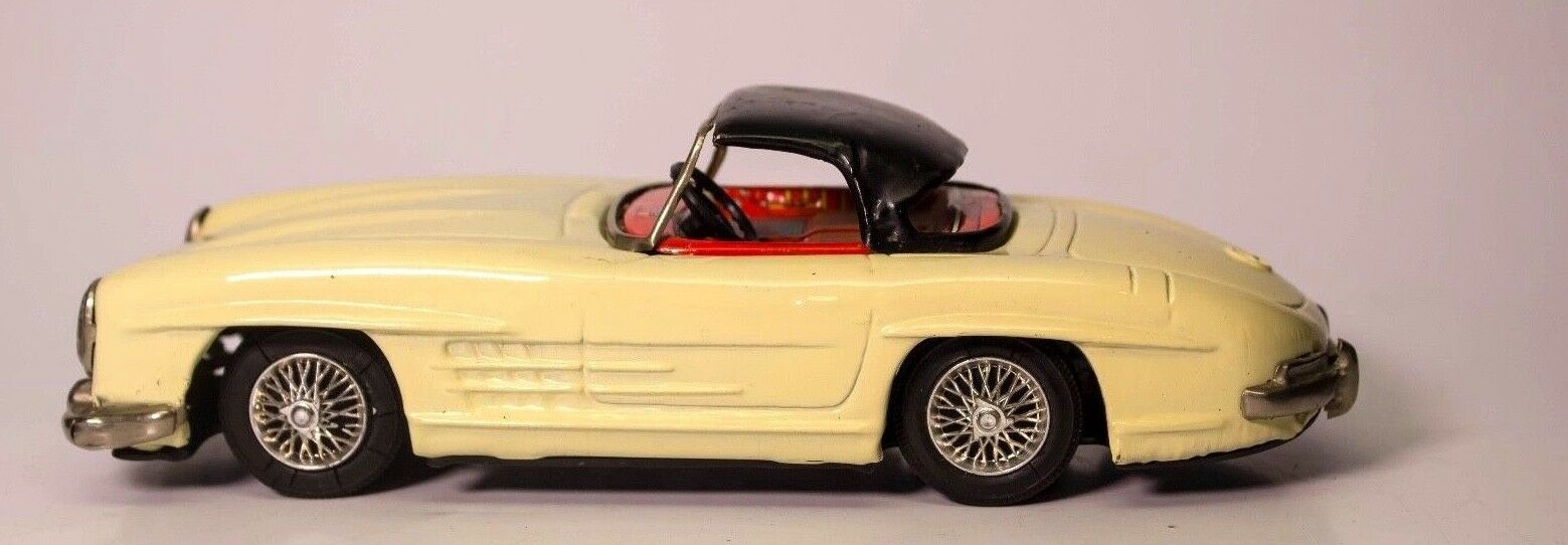 Vintage 594mS Blech Reibung Mercedes Benz 300SL 2-door Roadster