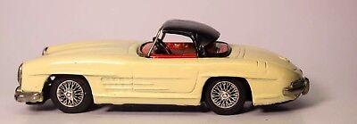 Systematisch Vintage 594ms Blech Reibung Mercedes Benz 300sl 2-door Roadster Autos & Lkw