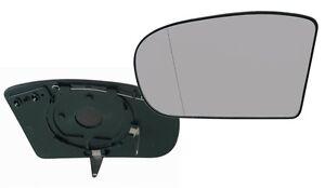 MIROIR GLACE RETROVISEUR MERCEDES CLASSE A 150 160 180 CDI DEGIVRANT DROIT