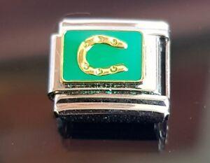 Snake Italian Charm Bracelet Charms Link Charm