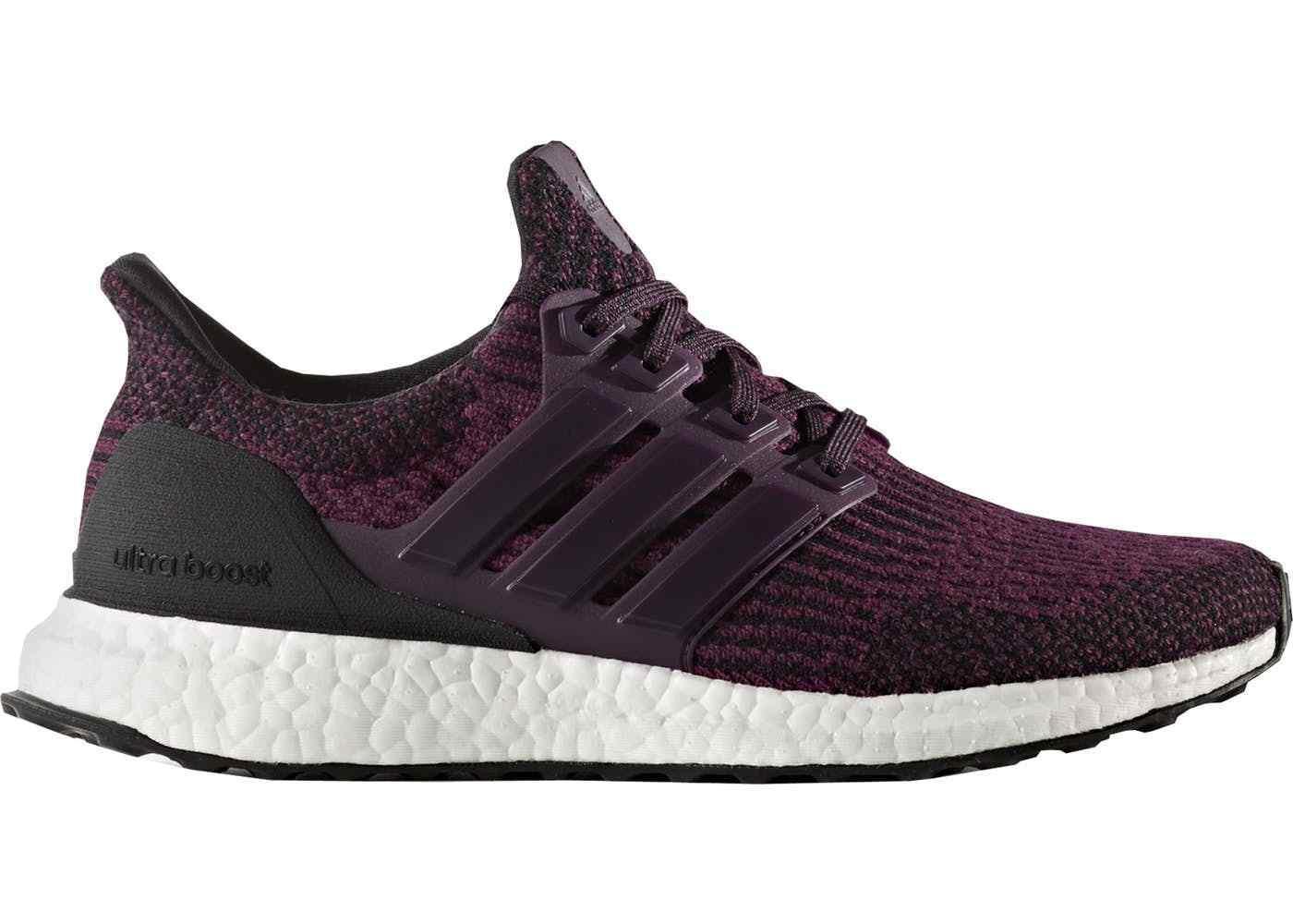 ULTRABOOST W Red Night Core Black Running  S82058 (469) Women's shoes