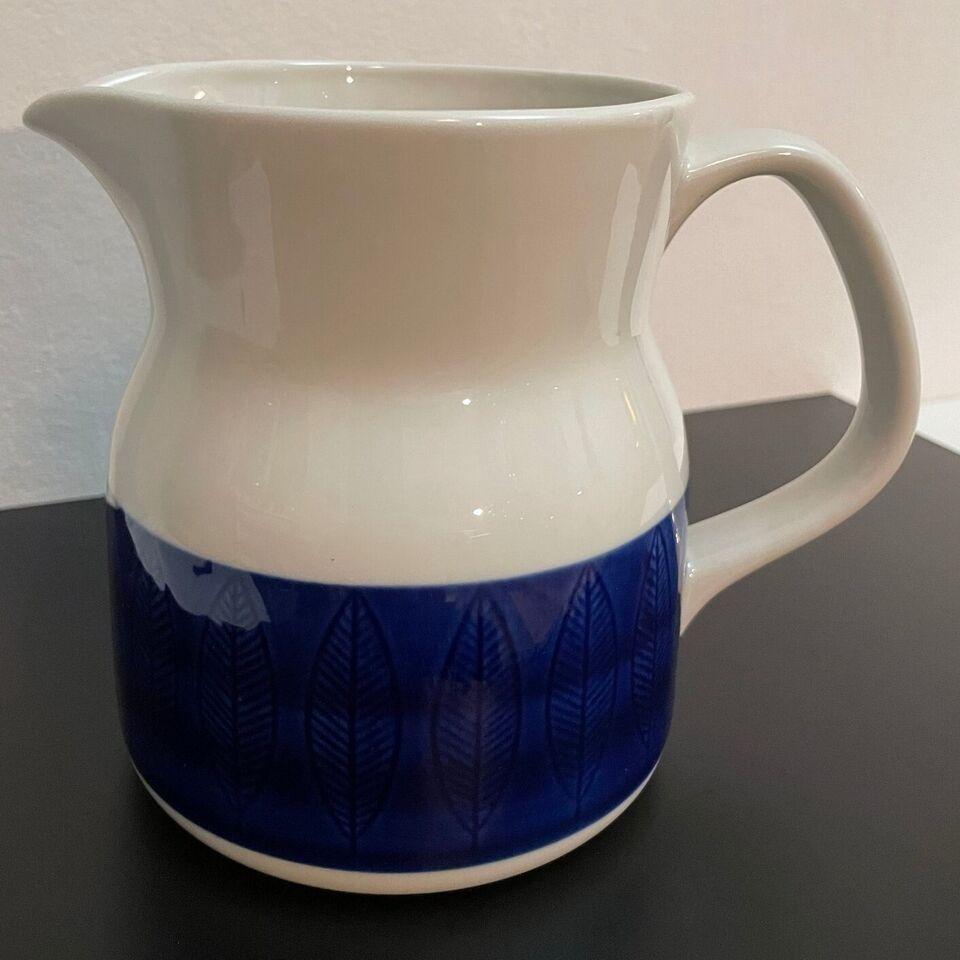 Porcelæn, Rörstrand Blå Koka Kande, Mælkekande nr. 28