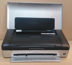 HP-OfficeJet-100-Mobile-Portable-Bluetooth-USB-InkJet-Printer-Warranty-Inks