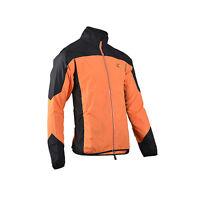 2014 ROCKBROS Cycling Wind Coat Orange Black New