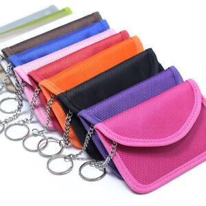 Anti-Theft-Keyless-Entry-Car-Key-Fob-RFID-Signal-Blocking-Faraday-Cage-Pouch-Bag