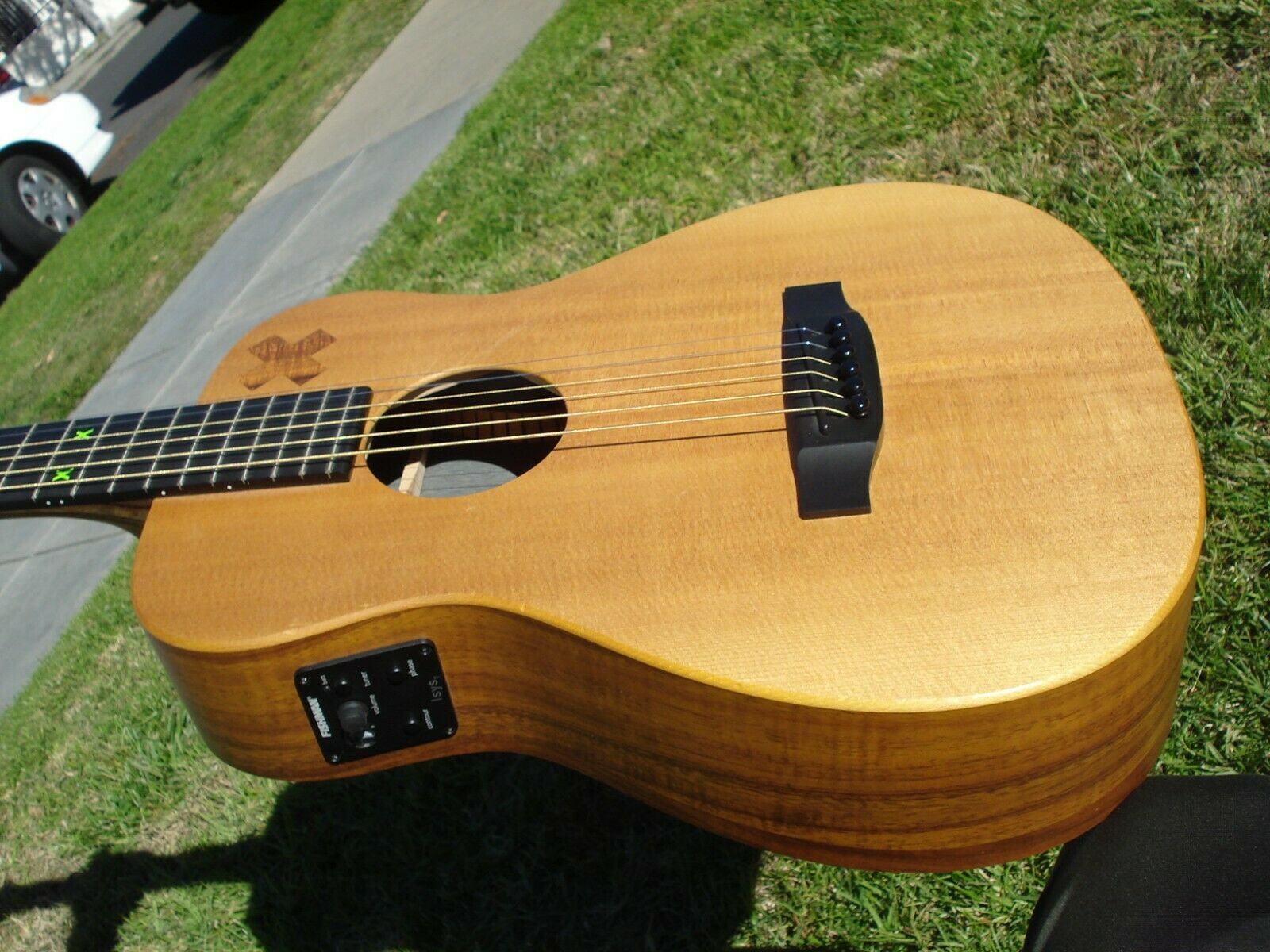 Martin Ed Sheeran X Signature Edition LX1 with Gigbag  7888  PB
