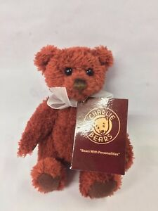 Charlie Bears Bag Buddies Key-ring Jersey