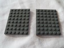 3036 4210794 LEGO® Platte 6 x 8 dunkelgrau 1 Stück NEUWARE