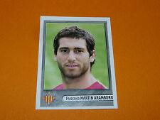 N°370 MARTIN ARAMBURU PERPIGNAN USAP PANINI RUGBY 2007-2008 TOP 14 FRANCE