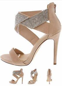 Prom-Wedding-Rhinestone-Straps-Stiletto-High-Heels-Platform-Pumps-Sandals-H128