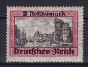 DR-Mi-Nr-729-Danzig-Abschied-Deutsches-Reich-1939-postfrisch-MNH