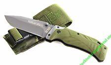 navaja RUI Army verde con funda SPC. h:9  Derechos de autor ¸ Dise¤ado e 19660 M