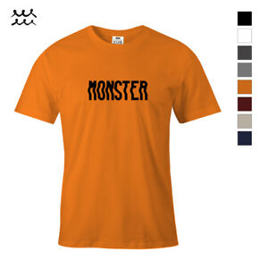 Details about MONSTER FUNNY HALLOWEEN PRINT T SHIRT QUOTE GRAPHIC SHIRTS  IDEA DESIGN TEE GIFT
