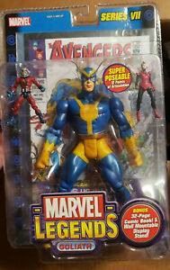 "Toy Biz Marvel Legends Series 7 VII Goliath Giant Man Chase Variant  6"" Figure"