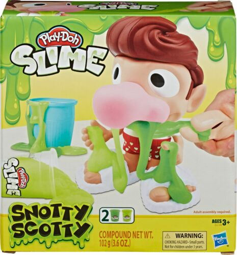 Play-Doh Slime Snotty Scotty Play Set Hasbro Gaming