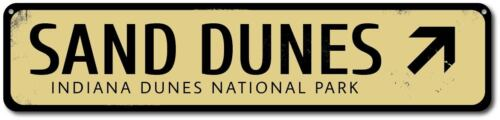 Personalized Sand Dunes National Park Directional Arrow Sign ENSA1001710
