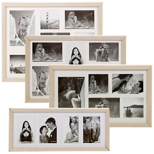MDF-Wood-Rectangular-Large-Multi-Pictures-Photo-Frame-Wall-Hanging-Collage-Decor