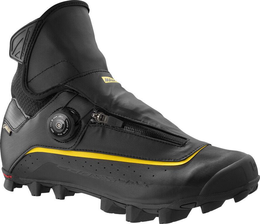 Mavic crossmax sl pro Thermo invierno bicicleta MTB zapatos negro 2020