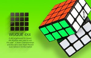 qiyi-MO-Fang-GE-4x4x4-wuque-SPEEDCUBE-PUZZLE-WORLD-RECORD-Cube