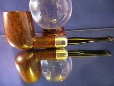 Peterson Dublin 2 shape 101 Sterling Silver Military fitment w/ P-lip Stock#G507