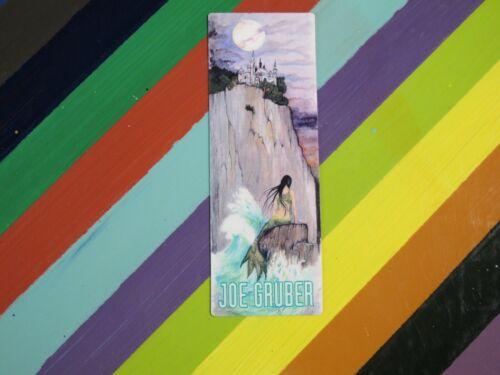 Lance Mountain Barbee Burnquist vtg 1990s 2000s Firm skateboards sticker