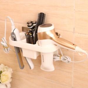 Storage-Rack-Holder-Kitchen-Rack-Bathroom-Wall-Storage-Rack-Hair-Dryer-Holder-YA
