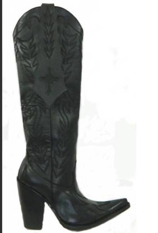 22 inch tall Cowboy boots made to order to your size custom made