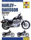 Harley Davidson Sportster Motorcycle Repair Manual by John Haynes (Paperback, 2016)