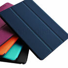 Slim Lightweight Magnetic Smart Shell Case Hard Back Stand Cover for Apple iPad