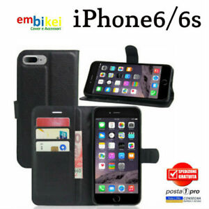 iphone 6 custodia libro