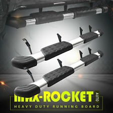 For 07 21 Toyota Tundra Double Cab 5 Running Board Nerf Bar Side Step Oe Style
