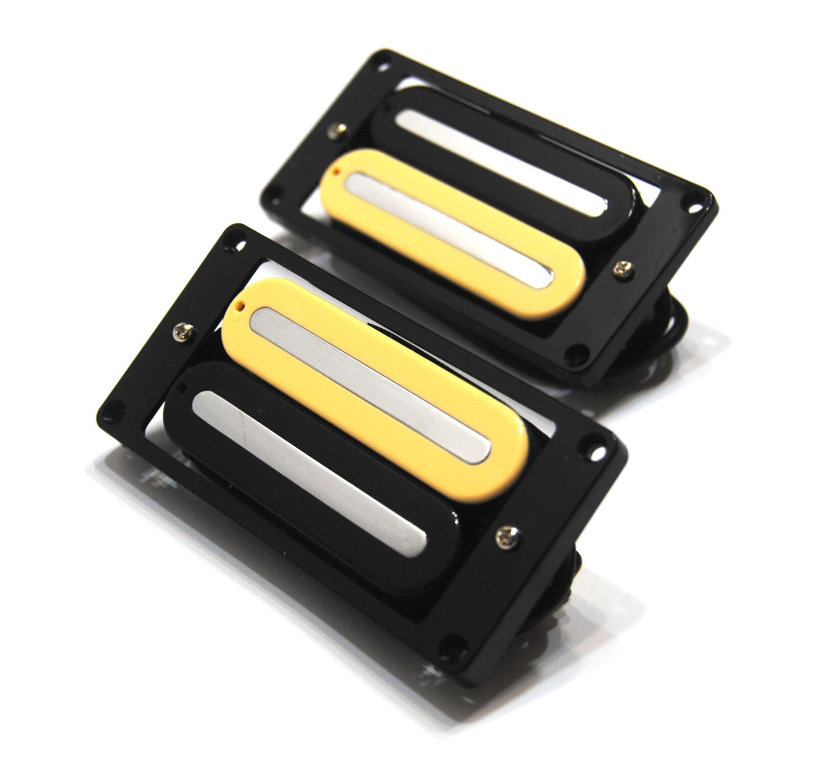 Set of zebra Super Power Power Power Rail Artec Humbucker pickups HXTN  tienda de bajo costo
