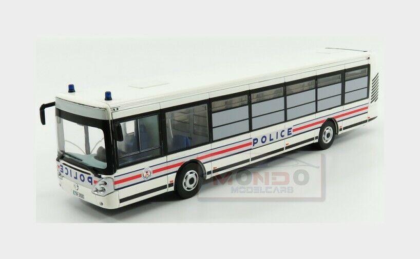 Iveco Fiat Irisbus Citelis 2008 Police Nationale Transport NOREV 1 43 NV530205 M