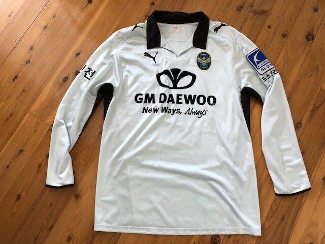 Camiseta FC de Corea Matchworn Incheon