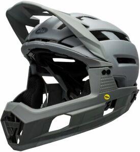Bell-Super-Air-R-MIPS-Full-Face-MTB-Bike-Helmet-Matte-Grey