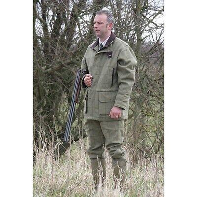 Fagiano SHOOTING CACCIA tradizionale Jack Orton Croydon Tweed Panciotto