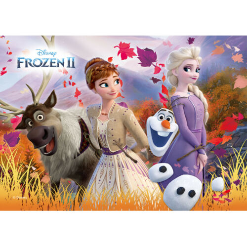 Frozen 2 Jigsaw Puzzle 150 Piece Anna Elsa Puzzles