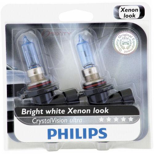 Philips High Low Beam Headlight Light Bulb for Dodge Charger Dart Durango km