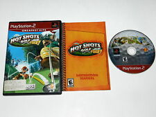 Hot Shots Golf Fore! Sony Playstation 2 PS2 Video Game Complete