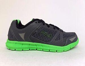 e7a38c8e9cc Kids' 061 Running Preschool Shoes Synergy Greygreen Fila 3sr20247 qv0wdtq