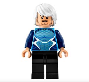 LEGO-MARVEL-SUPER-EROI-AVENGERS-FIGURE-MINI-Quicksilver-76041-MOLTO-RARO-NUOVO