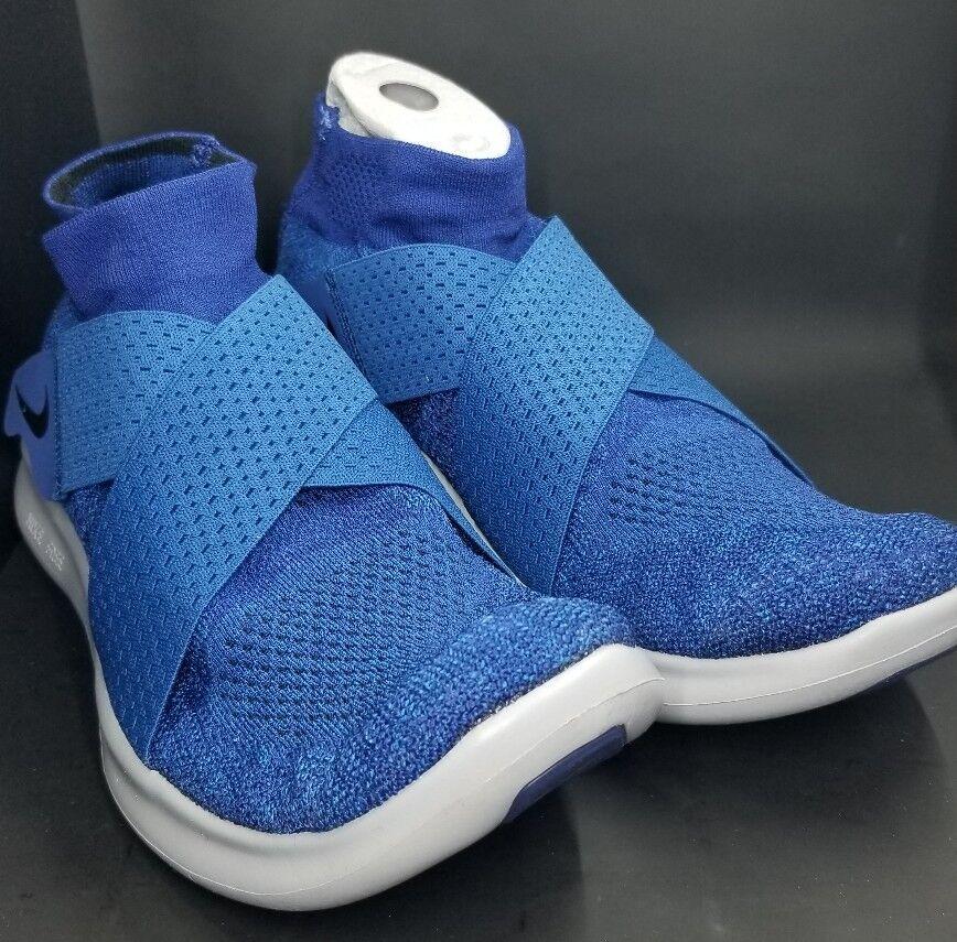 Nike Free RN Motion FK 2018 Flyknit Binary Blue Size 11 880845-401