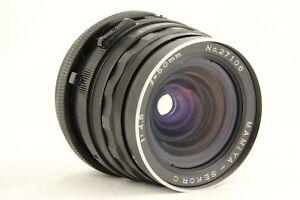 Quasi-Nuovo-MAMIYA-SEKOR-50mm-f-4-5-Wide-C-Lente-per-RB67-Pro-S-dal-Giappone-SD