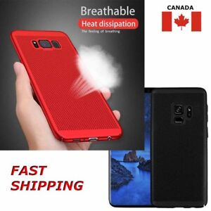 Ultra-Thin-Mesh-Hybrid-Hard-Case-Cover-Samsung-Galaxy-S7-S8-S9-Plus-Note-8-A8
