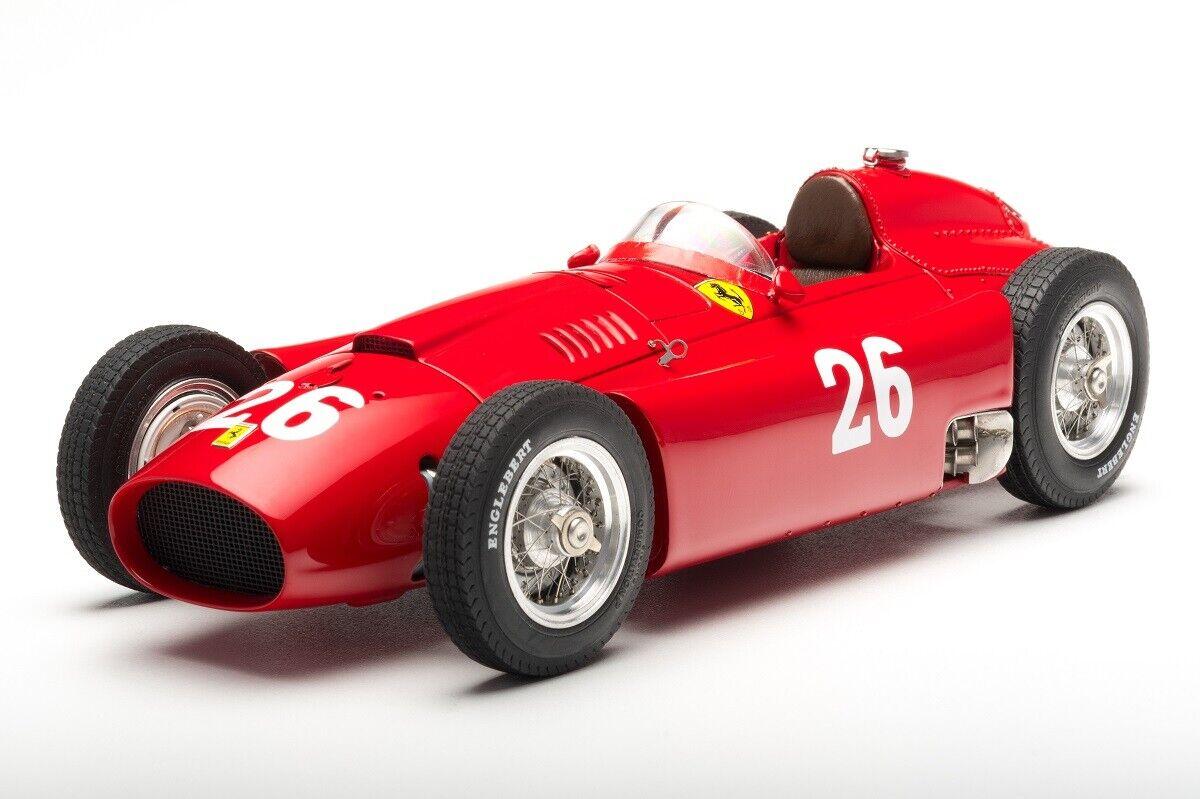Ferrari d50 1956 gp  monza Collins Fangio 1 18 - m-183 cmc