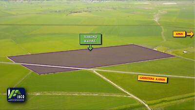 8.40 hectáreas en Apan, cerca de la Cervecería Modelo, en Hidalgo.