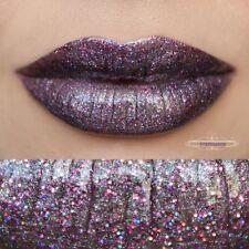 House of Beauty - Lip Hybrid - Stephanie -  Purple/Glitter -Sparkly Satin Finish