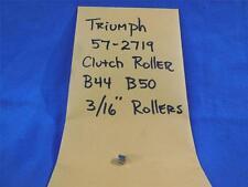 """Triumph 57-2719 NOS Clutch Roller Bearings 3/16""""  NP129"""